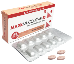 MAXXMUCOUS–AB 30